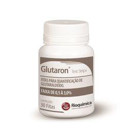 Fita Teste Glutaron Test Strips Rioquímica