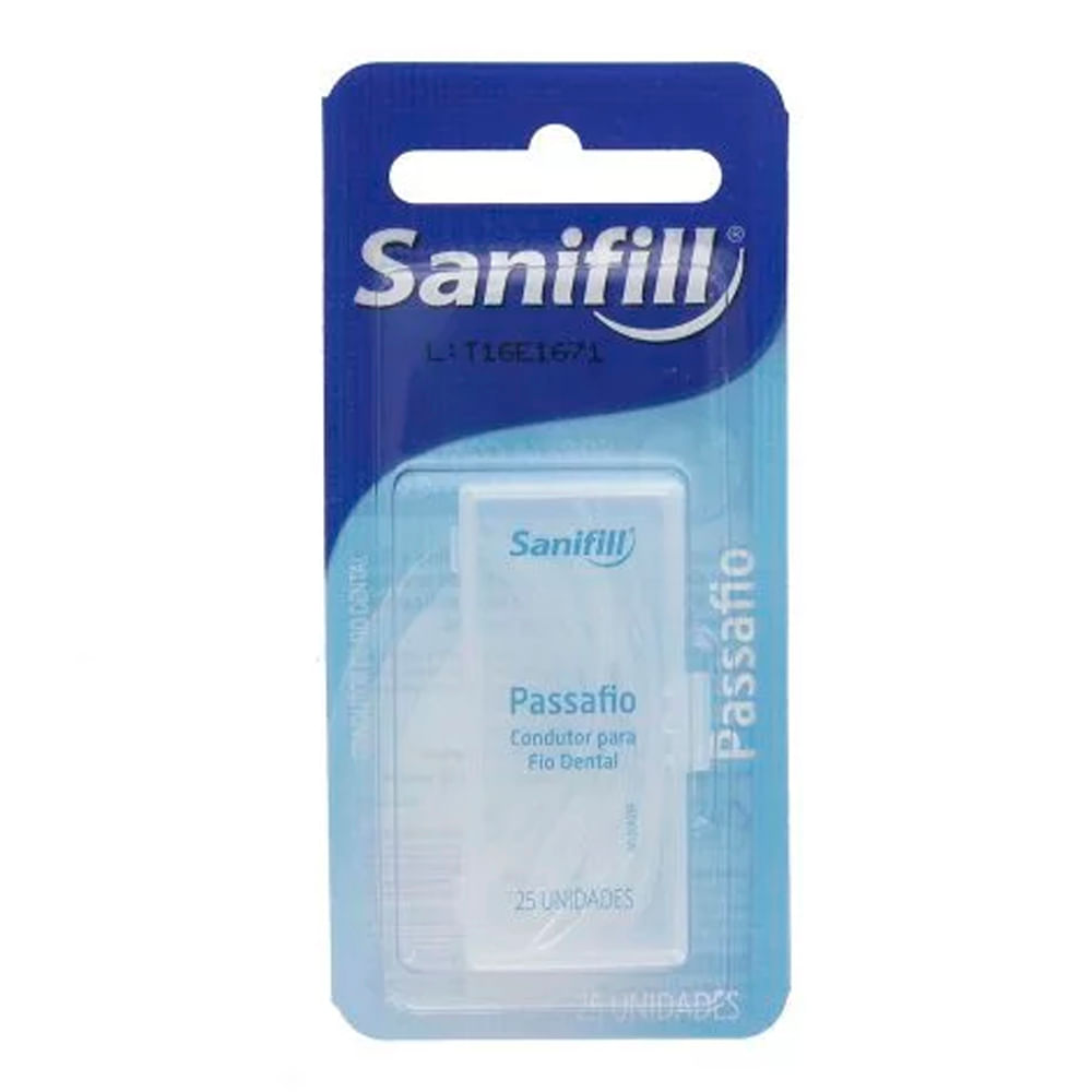 81659b63c Passa Fio - Sanifill - Dental Master